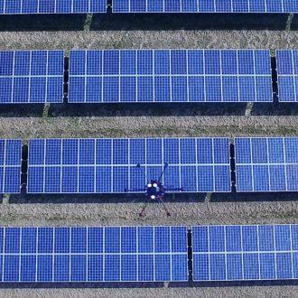 Solar farm inspection summary